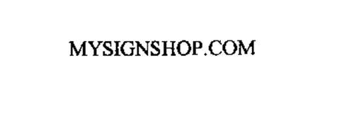 MYSIGNSHOP.COM