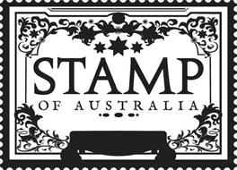 STAMP OF AUSTRALIA