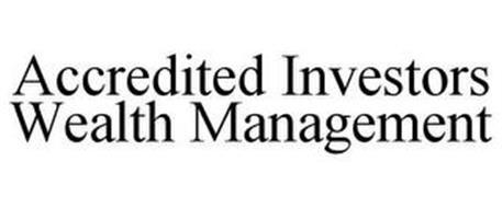 ACCREDITED INVESTORS WEALTH MANAGEMENT