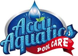 ACCUAQUATICS POOL CARE