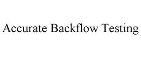 ACCURATE BACKFLOW TESTING