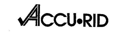ACCU-RID