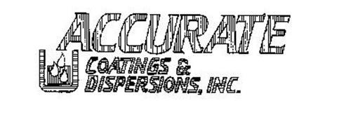 ACCURATE COATINGS & DISPERSIONS, INC.