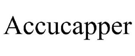 ACCUCAPPER