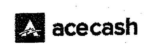A Acecash Trademark Of Ace Cash Express Inc Serial Number 76710638 Trademarkia Trademarks