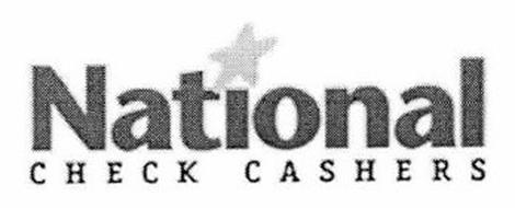 NATIONAL CHECK CASHERS