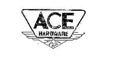 Ace Hardware Trademark Of Ace Hardware Corporation Serial