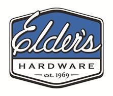 ELDER'S HARDWARE EST. 1969