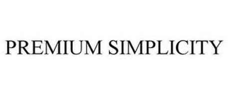 PREMIUM SIMPLICITY