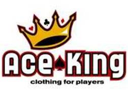 ACE KING CLOTHING FOR PLAYERS