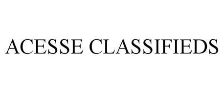 ACESSE CLASSIFIEDS