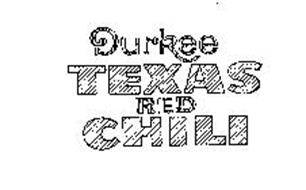 DURKEE TEXAS RED CHILI