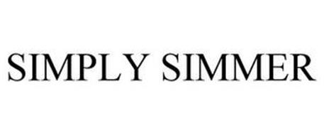 SIMPLY SIMMER