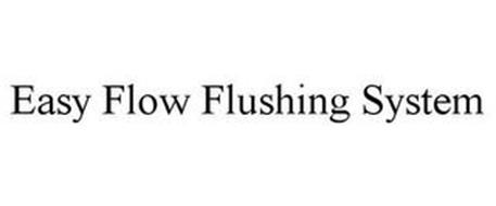 EASY FLOW FLUSHING SYSTEM
