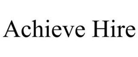 ACHIEVE HIRE