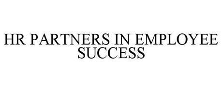 HR PARTNERS IN EMPLOYEE SUCCESS