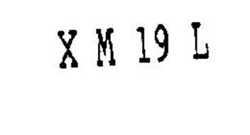 X M 19 L