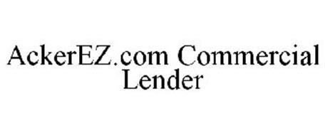ACKEREZ.COM COMMERCIAL LENDER
