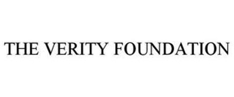 THE VERITY FOUNDATION