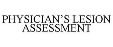 PHYSICIAN'S LESION ASSESSMENT