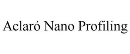 ACLARÓ NANO PROFILING