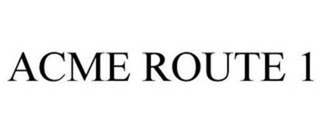 ACME ROUTE 1