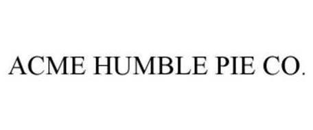 ACME HUMBLE PIE CO.