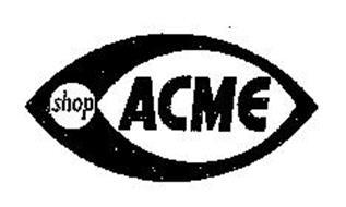SHOP ACME