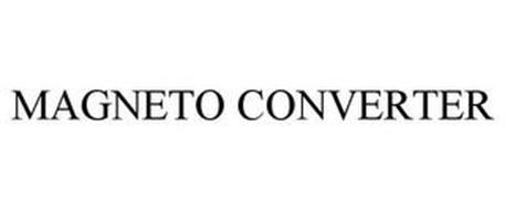 MAGNETO CONVERTER