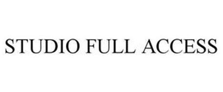 STUDIO FULL ACCESS