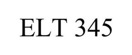 ELT 345