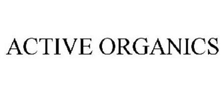 ACTIVE ORGANICS