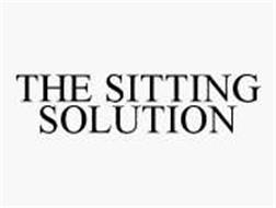 THE SITTING SOLUTION
