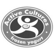 ACTIVE CULTURES FROZEN YOGURT
