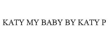KATY MY BABY BY KATY P