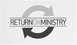 RETURN ON MINISTRY