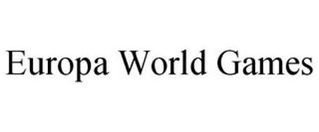 EUROPA WORLD GAMES