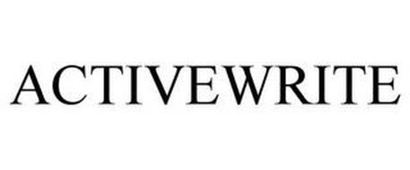 ACTIVEWRITE