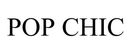 POP CHIC