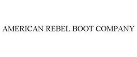 AMERICAN REBEL BOOT COMPANY