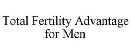 TOTAL FERTILITY ADVANTAGE FOR MEN