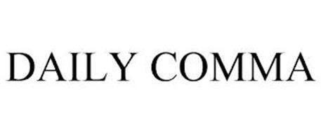 DAILY COMMA
