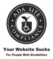 ADA SITE COMPLIANCE YOUR WEBSITE SUCKS FOR PEOPLE WITH DISABILITIES