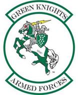 GREEN KNIGHT ARMED FORCES MMC