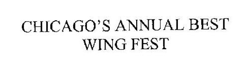 CHICAGO'S ANNUAL BEST WING FEST