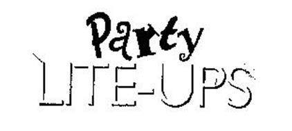 PARTY LITE-UPS