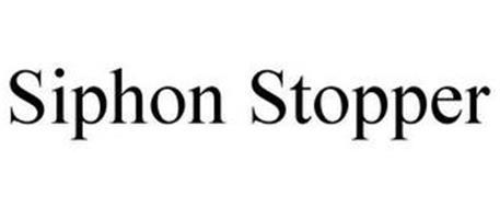SIPHON STOPPER