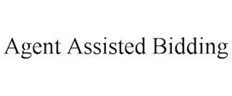 AGENT ASSISTED BIDDING