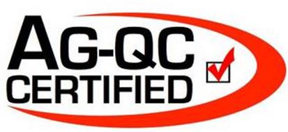AG-QC CERTIFIED