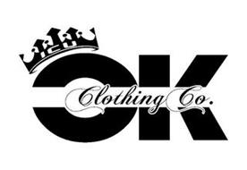 OK ICU CLOTHING CO.